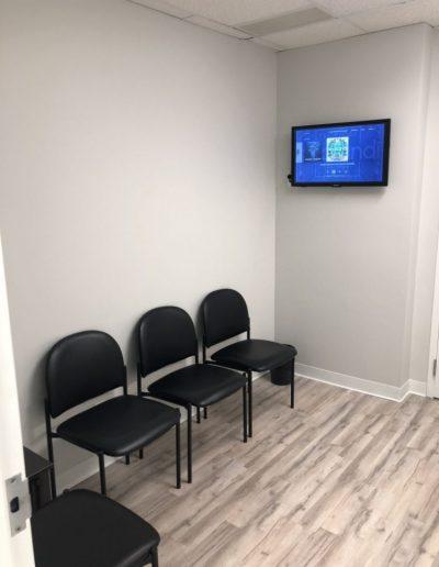lova health waiting room